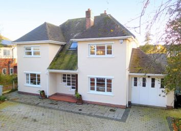 Thumbnail 4 bed detached house for sale in Park Road, Nantwich