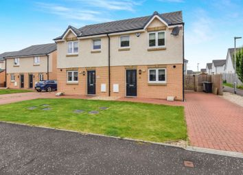 Thumbnail 3 bed semi-detached house for sale in Fallow Grove, Glasgow