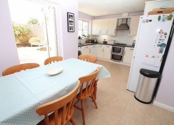 4 bed detached house for sale in Geddes Close, Hawkinge, Folkestone CT18