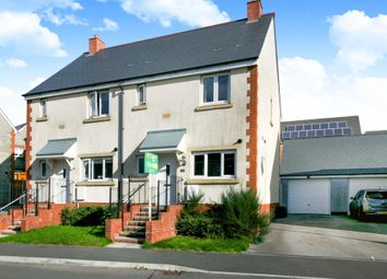 3 bed semi-detached house for sale in Ffordd Y Draen, Coity, Bridgend CF35