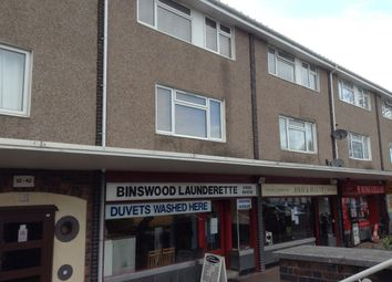 Thumbnail 3 bed flat to rent in Binswood Street, Leamington Spa