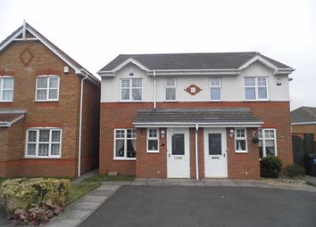 Thumbnail 2 bed semi-detached house to rent in Edwin Phillips Drive, West Bromwich, West Midlands