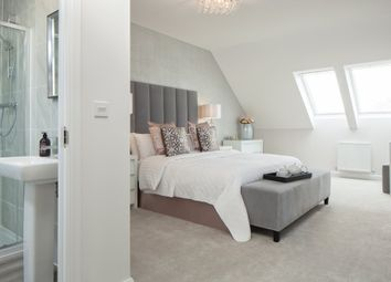 "Thumbnail 4 bed semi-detached house for sale in ""Woodbridge"" at Marsh Lane, Harlow"