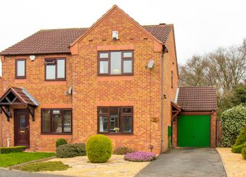 Thumbnail 2 bed semi-detached house for sale in Columbine Way, Donnington Wood, Telford