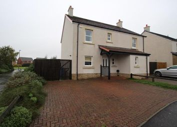 Thumbnail 3 bed semi-detached house for sale in Coxswain Drive, Troon, South Ayrshire