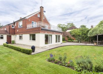 Thumbnail 6 bedroom detached house for sale in Coombe Hill Road, Coombe, Kingston Upon Thames