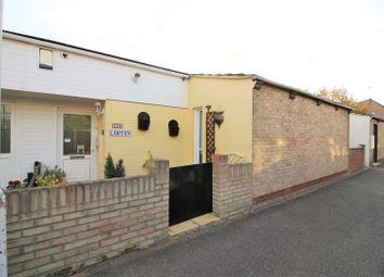 Thumbnail 3 bed terraced bungalow for sale in Moretons, Basildon