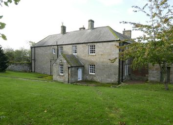 Thumbnail 6 bed detached house to rent in Snitter, Near Rothbury, Morpeth