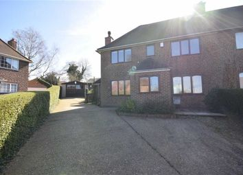 Thumbnail 3 bed semi-detached house to rent in Hilltop, Oakwood, Derby