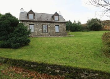 Thumbnail 3 bed detached house for sale in Broadford, Isle Of Skye