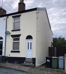 Thumbnail 2 bed terraced house for sale in Crossall Street, Macclesfield, Cheshire