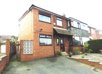 Thumbnail 5 bedroom semi-detached house for sale in Carr Hill Grove, Calverley, Pudsey