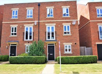 Thumbnail 3 bed semi-detached house for sale in Racecourse Road, Newbury