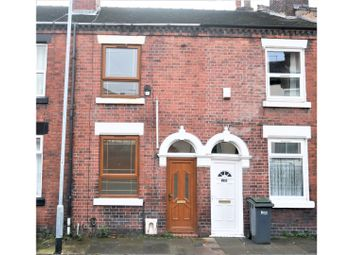 Thumbnail 2 bed terraced house for sale in Riley Street North, Stoke-On-Trent