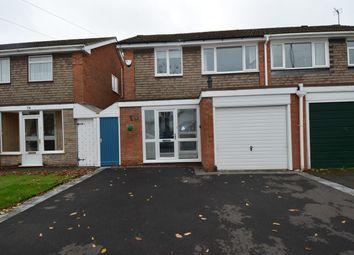 Thumbnail 3 bed semi-detached house for sale in Woodthorpe Road, Kings Heath, Birmingham