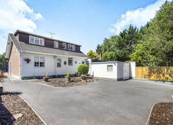 Thumbnail 4 bed bungalow for sale in Ford Close, Ferndown
