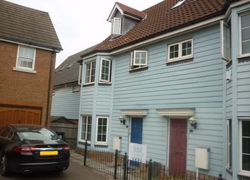 Thumbnail 4 bed end terrace house to rent in Founes Drive, Chafford Hundred, Grays, Essex