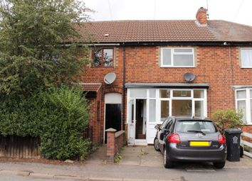 Thumbnail 2 bedroom terraced house to rent in Bath Street, Belgrave, Leicester