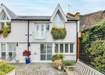 Thumbnail 2 bed terraced house for sale in Prescott Place, Clapham