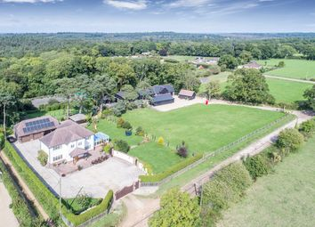 Thumbnail 4 bed detached house for sale in Brownhill Road, Wootton, New Milton