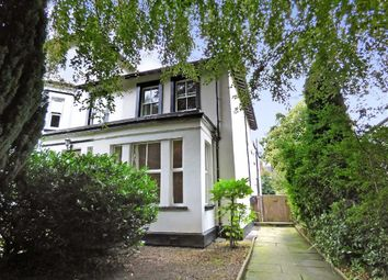 Thumbnail 3 bedroom semi-detached house for sale in The Villas, Stoke, Stoke-On-Trent