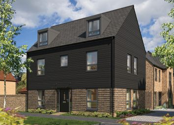 """Thumbnail 5 bed detached house for sale in """"The Mulberry"""" at Station Road, Longstanton, Cambridge"""