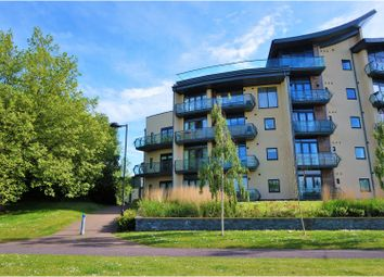 Thumbnail 2 bed flat for sale in Tunnicliffe Close Old Town, Swindon