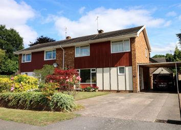 Thumbnail 3 bedroom semi-detached house for sale in The Orchard, Ponthir, Newport