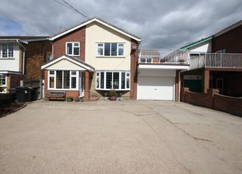 Thumbnail 4 bed detached house for sale in Windermere Avenue, Hullbridge, Hockley