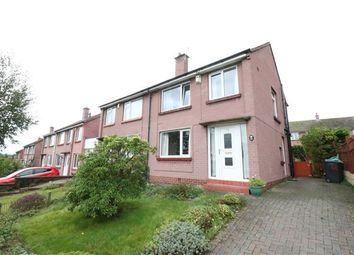 Thumbnail 3 bed semi-detached house for sale in Cumwhinton Road, Carlisle, Cumbria