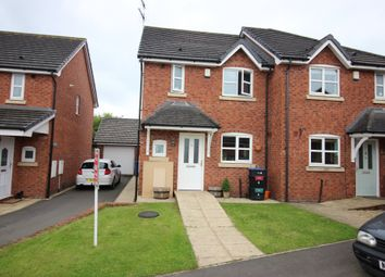 Thumbnail 3 bed semi-detached house for sale in Hawthorn View, Penycae, Wrexham
