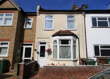 Thumbnail 2 bedroom terraced house to rent in Thorpe Road, London