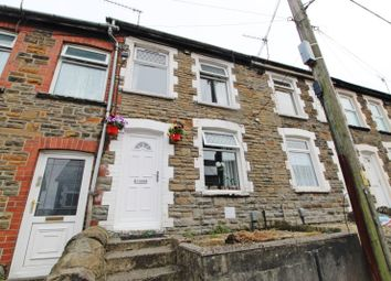 Thumbnail 2 bedroom terraced house for sale in Phillip Street, Graig, Pontypridd, Rhondda Cynon Taff