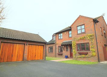 Thumbnail 5 bed detached house for sale in Foley Rise, Hartpury, Gloucester