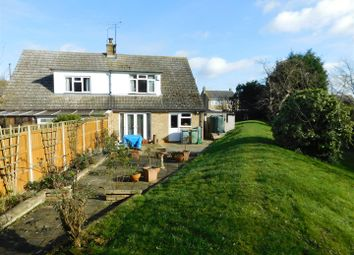 Thumbnail 3 bedroom semi-detached house for sale in Eastgate, Deeping St. James, Peterborough