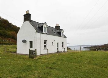 Thumbnail 3 bed cottage for sale in 355 Nedd, Drumbeg Lairg, Sutherland