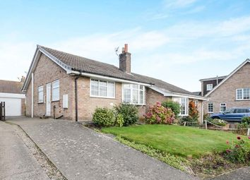 Thumbnail 2 bedroom bungalow for sale in The Croft, Sheriff Hutton, York