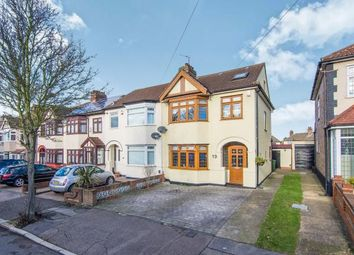 Thumbnail 4 bed semi-detached house for sale in Mendip Road, Hornchurch