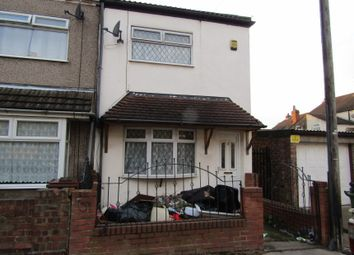 Thumbnail 3 bed end terrace house for sale in 2 Donnington Street, Grimsby, Lincolnshire
