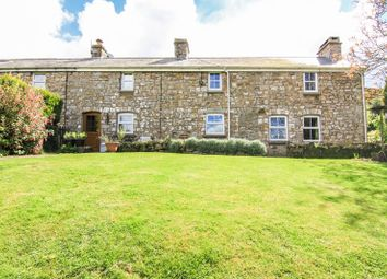 Thumbnail 4 bed end terrace house for sale in 8 - 10 Long Row, Lower Gellifelin, Abergavenny