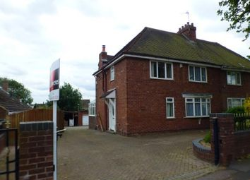 Thumbnail 3 bedroom semi-detached house for sale in Dartmouth Avenue, Walsall, West Midlands