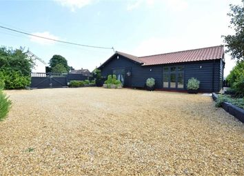 Thumbnail 3 bedroom detached house for sale in London Road, Stanford Rivers, Essex