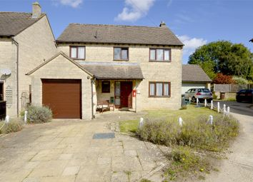 Thumbnail 4 bed detached house for sale in Farmcote Close, Eastcombe, Gloucestershire