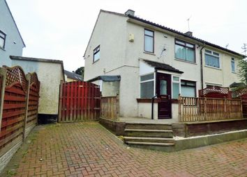 Thumbnail 2 bed semi-detached house for sale in Halesworth Crescent, Bradford