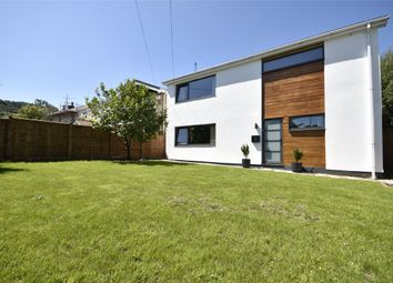 Thumbnail 4 bed detached house for sale in Hannam Close, Leckhampton, Cheltenham, Gloucestershire