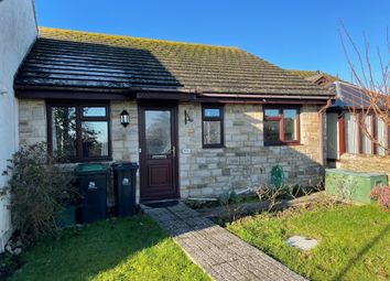 Thumbnail 2 bed terraced bungalow for sale in Newton Manor Close, Swanage