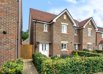Thumbnail 3 bed semi-detached house for sale in Jellicoe Drive, Sarisbury Green, Hampshire