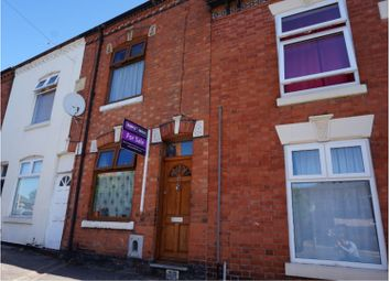 2 bed terraced house for sale in Richmond Road, Aylestone LE2