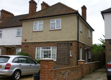 Thumbnail 3 bed semi-detached house to rent in Fortescue Avenue, Twickenham
