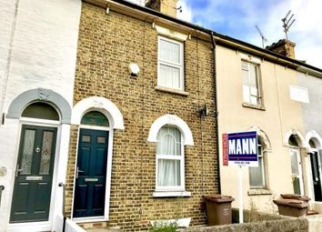 Thumbnail 2 bed terraced house for sale in Railway Street, Gillingham, Kent, .